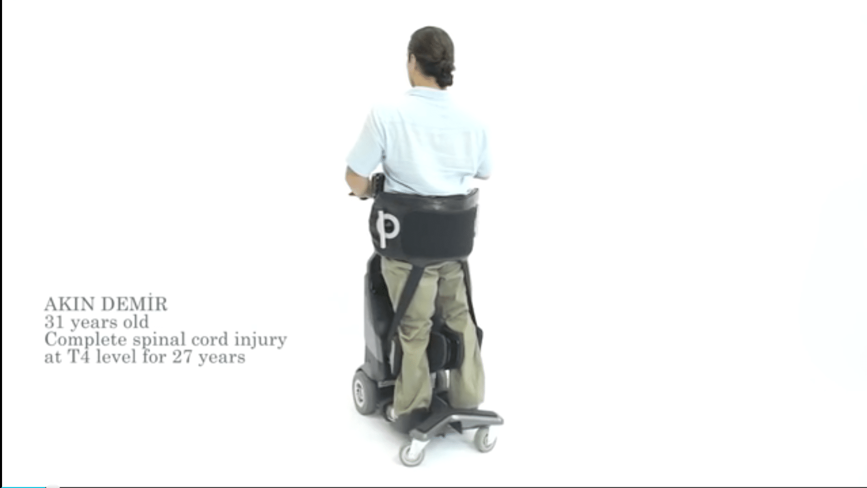 New Robotics Technology Brings Standing and Mobility to Wheelchair Users